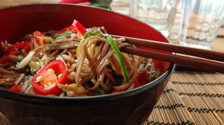 Soba Noodles | ©IppikiOokami/Pixabay