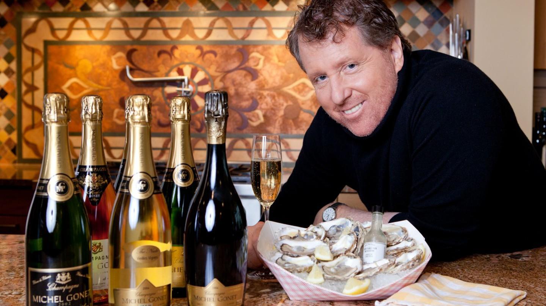 David Rosengarten wine expert