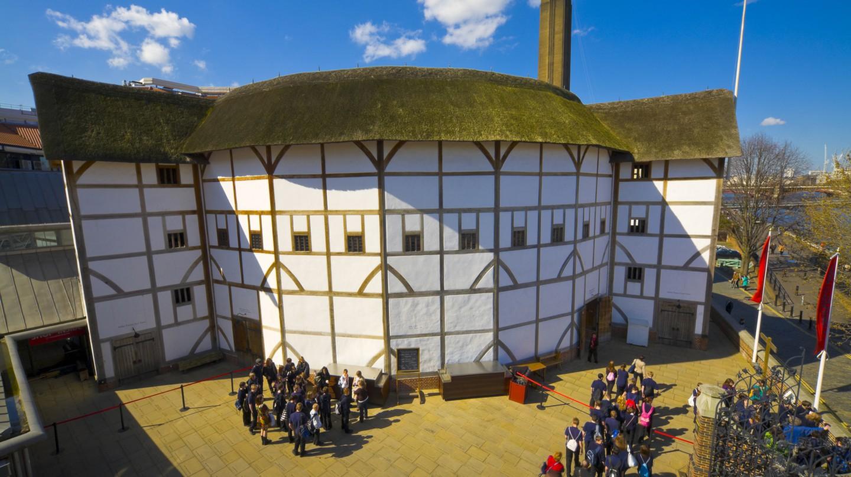 Shakespeare's Globe Theatre, London, UK | © Pawel Libera