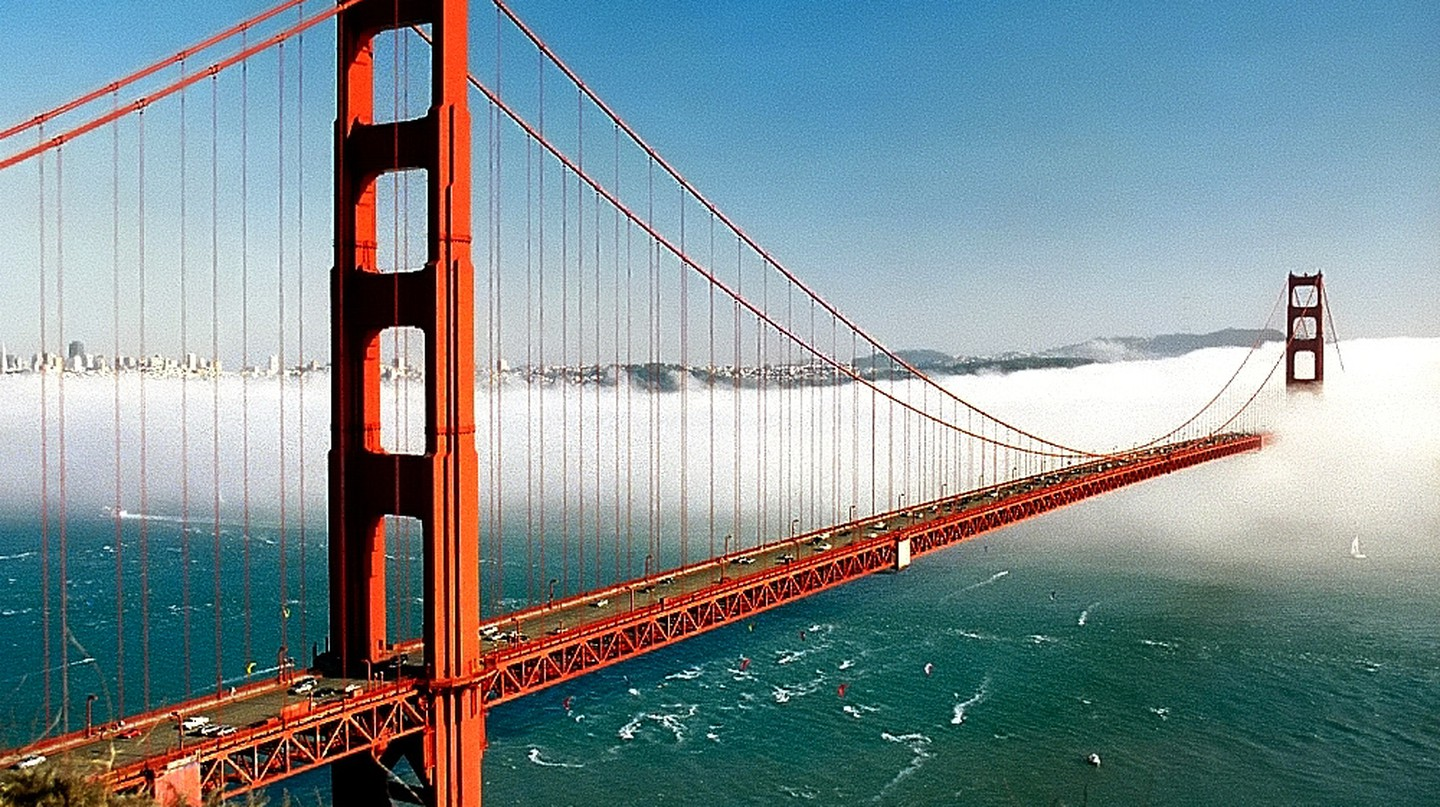 Golden Gate Bridge | © David Ohmer/Flickr
