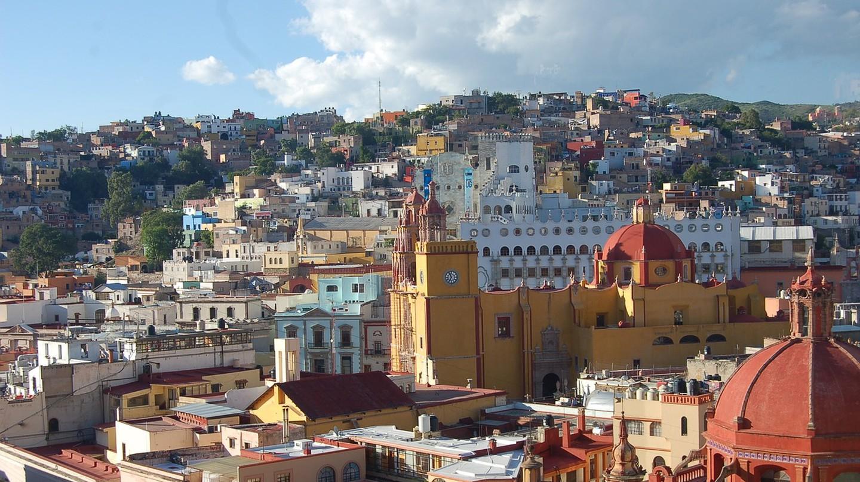 Guanajuato, Mexico | ©israeljam22/Pixabay
