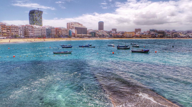 Playa Las Canteras Vacaciones Semana Santa 2015 Las Palmas de Gran Canaria©El Coleccionista de Instantes Fotografía & Video/Flickr