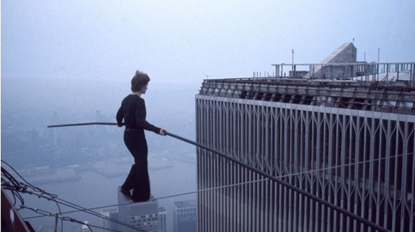 Still, Man on Wire (2008)  | © BBC Storyville, Discovery Films