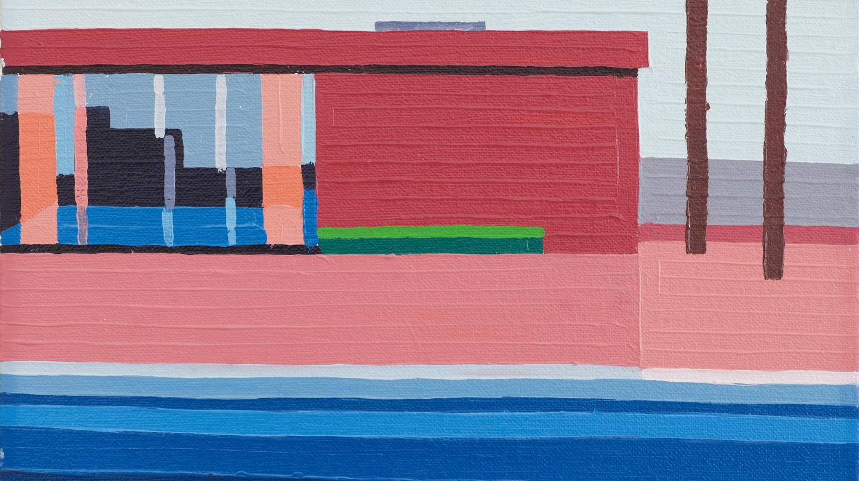 Mid-Century Modern, 2016   Courtesy of Guy Yanai and Ameringer McEnery Yohe Gallery, NYC.