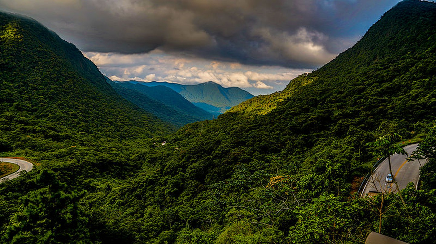 Serra do Itajaí National Park | ©  Valeria Grams/WikiCommons
