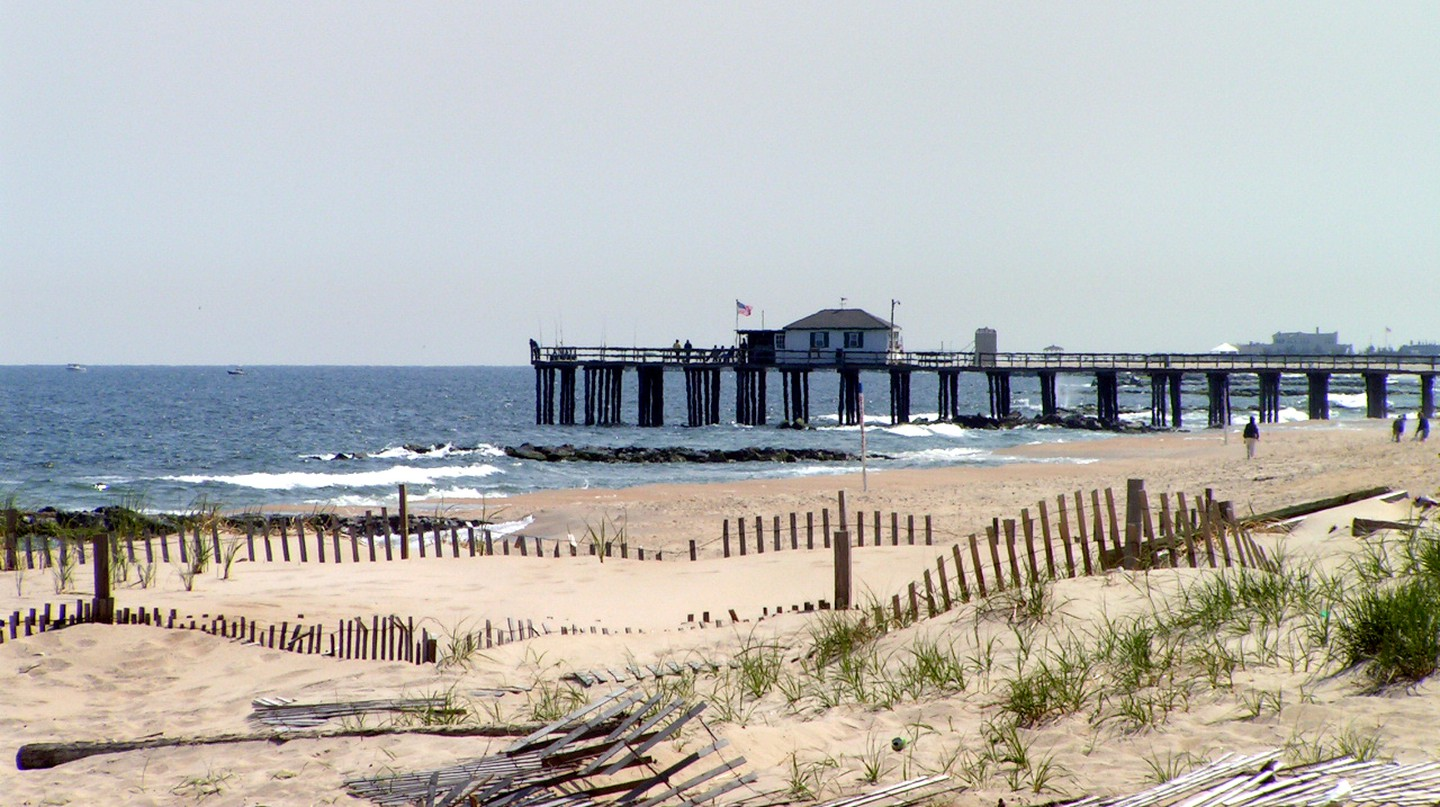 View over the ocean in New Jersey © Sister72/Flickr