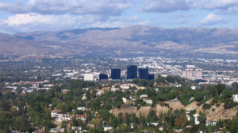 West San Fernando Valley © Oakshade/WikimediaCommons