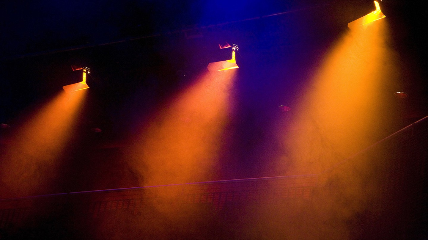 Stage lights | © Dan Brady/Flickr
