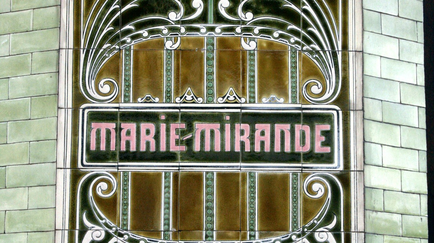 Villa Marie-Mirande Window| © Michel wal| WikiCommons