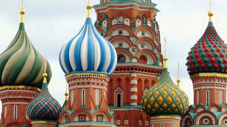 Saint Basil's Cathedral | © Dezalb/Pixabay