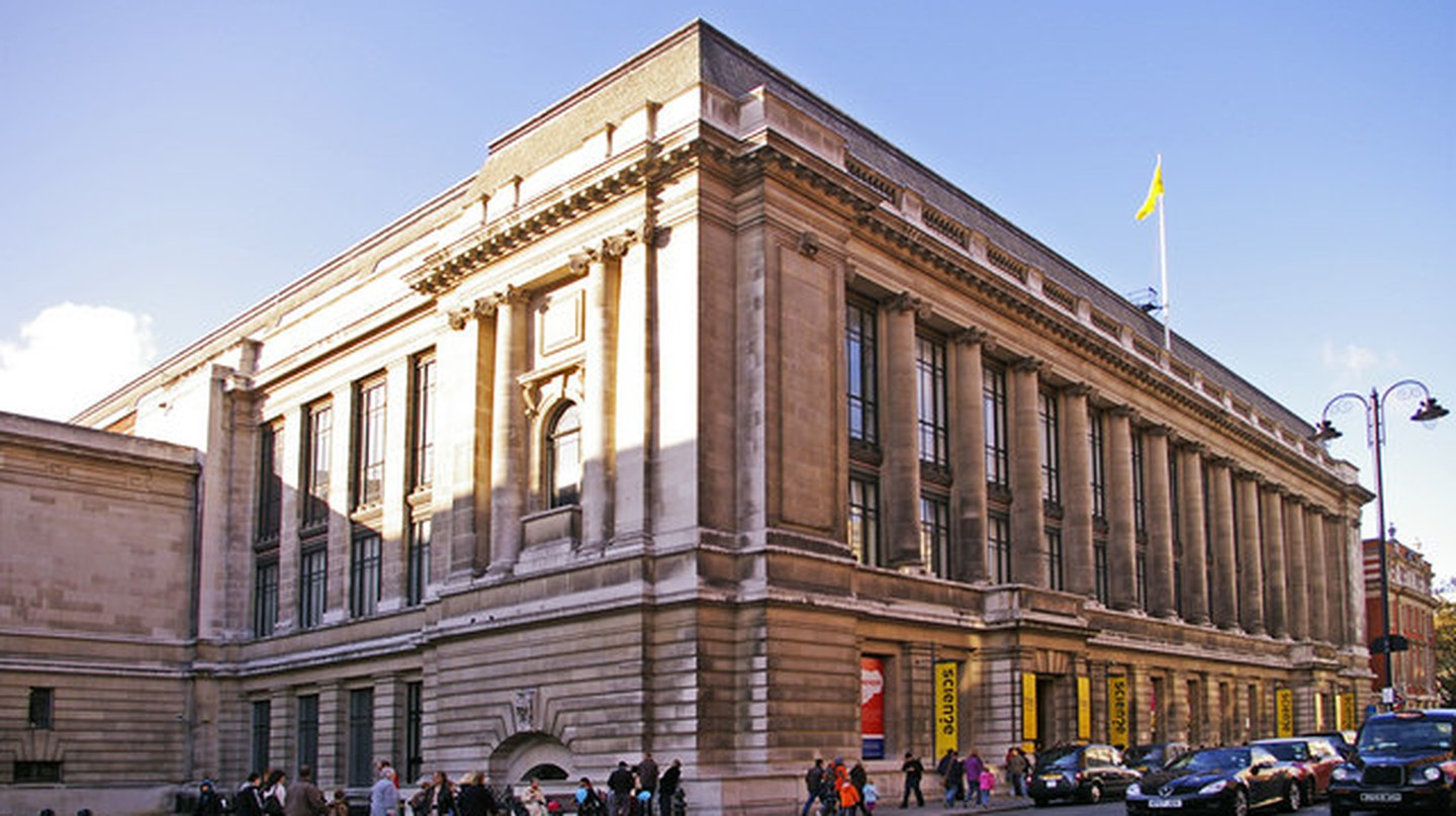 Science Museum, Exhibition Road, London SW7/WikiCommons