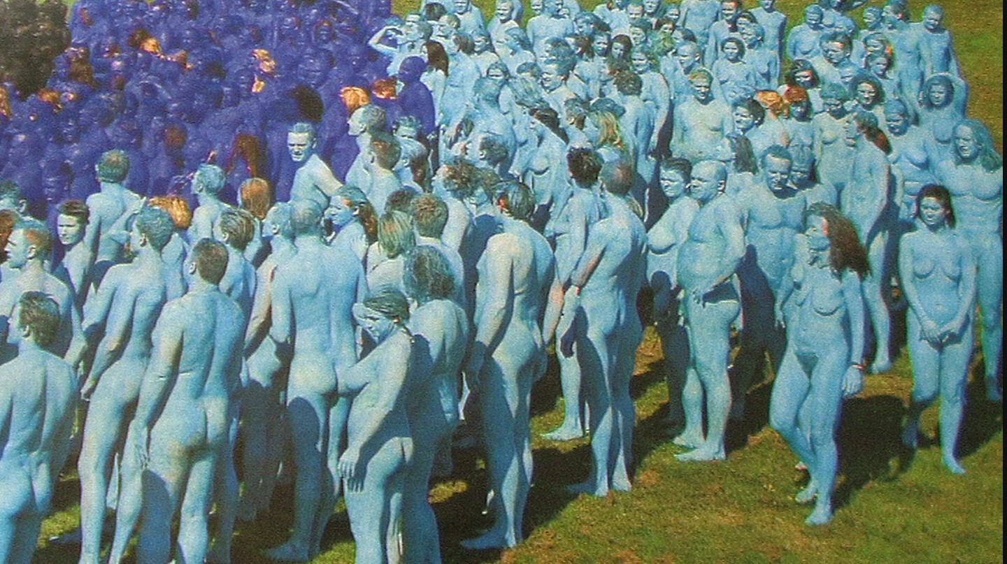 Spencer Tunick Invites City Of Hull To Get Naked
