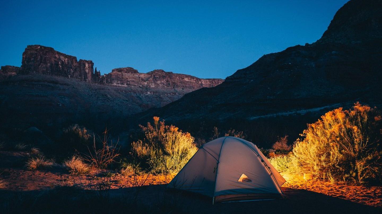 Camping © Pixabay