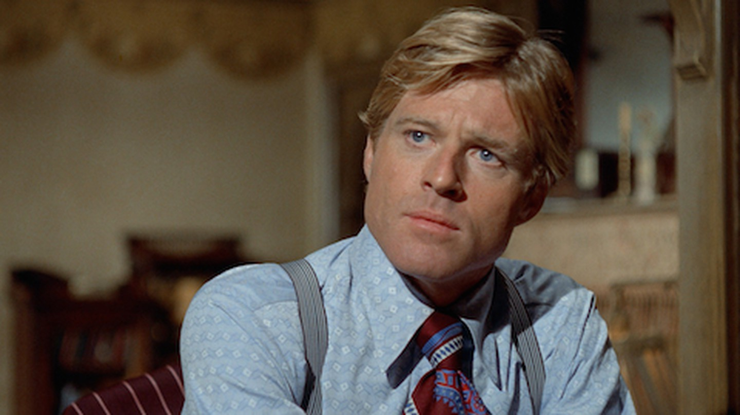 Robert Redford in the Sting | © Universal Pictures