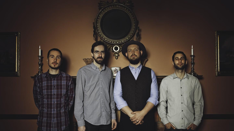 Exploring Bluegrass With The Unseen Strangers' Adam Shier