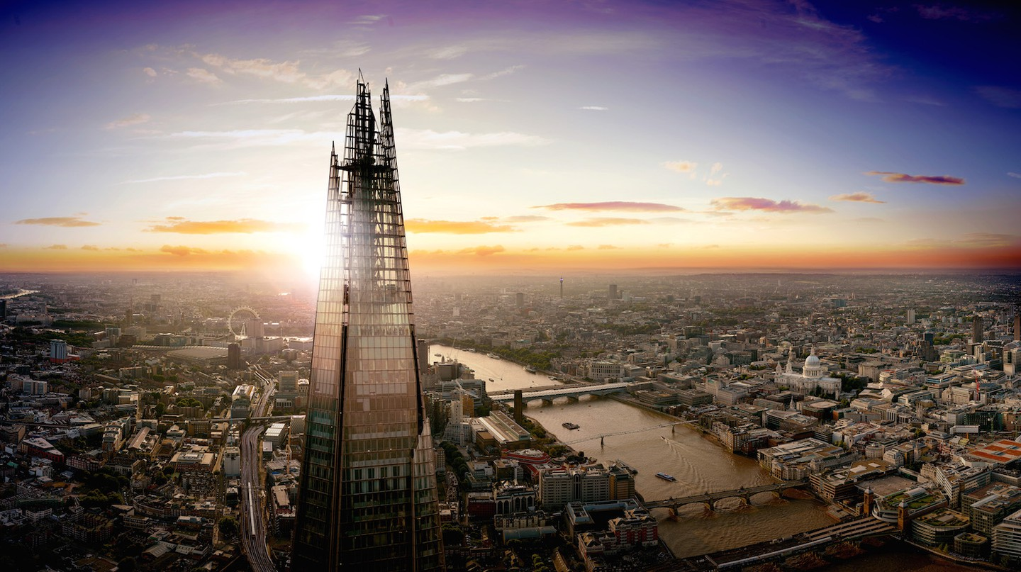 Courtesy of The View From The Shard