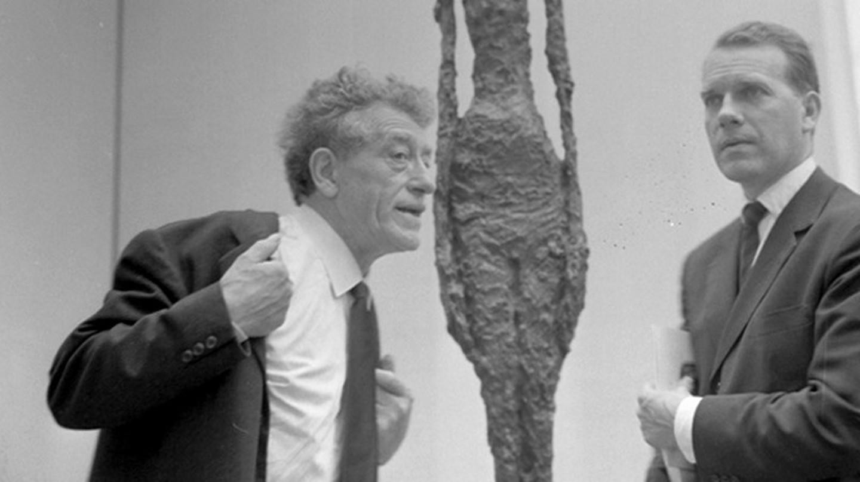 Sculptures giacometti