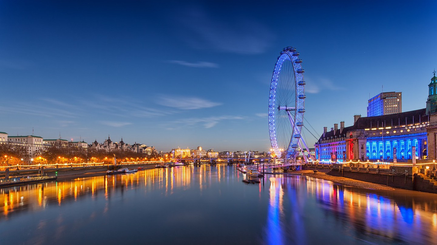 London Eye, Ferris Wheel, London © Unsplash/Pixabay