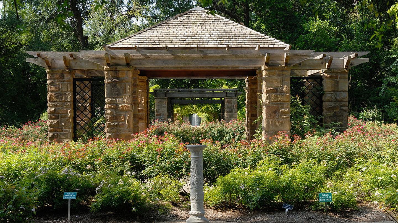 Botanic Garden | ©Mark Fisher/WikiCommons