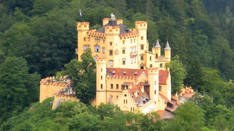 Hohenschwangau   © Lokilech/Wikimedia Commons