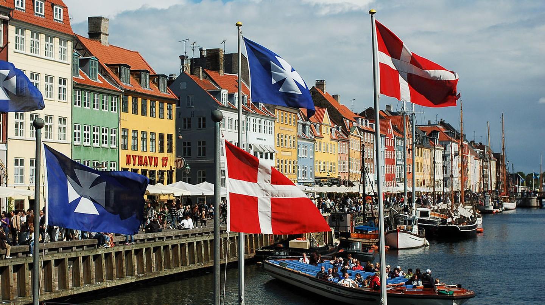Nyhavn Canal, Copenhagen | © Mstyslav Chernov/WikimediaCommons