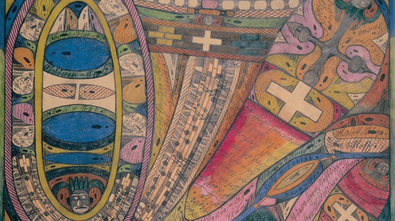 Zeichnung von Adolf Wölfli | © Adolf Wölfli/WikiCommons