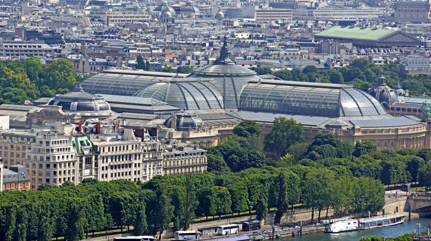View of the Grand Palais | © Dennis Jarvis/Flickr
