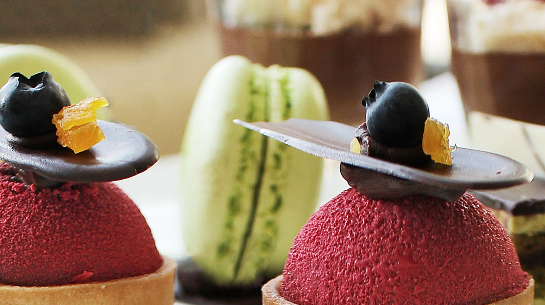 afternoon tea snacks | ©houseofthailand.com/flickr