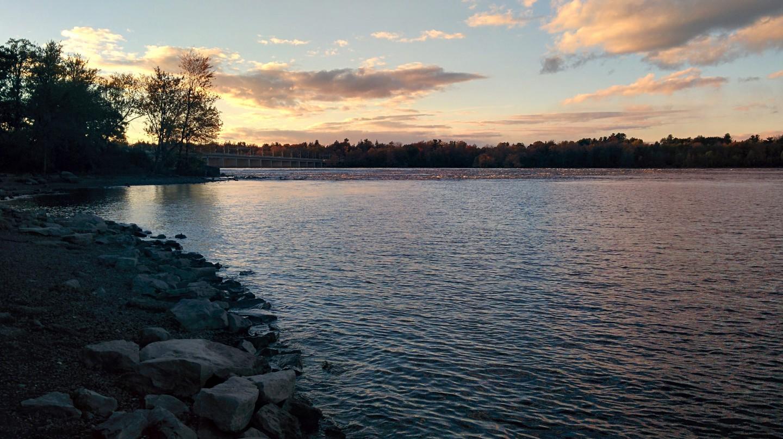 Ottawa River, Gatineau, Quebec © Anson Chappell