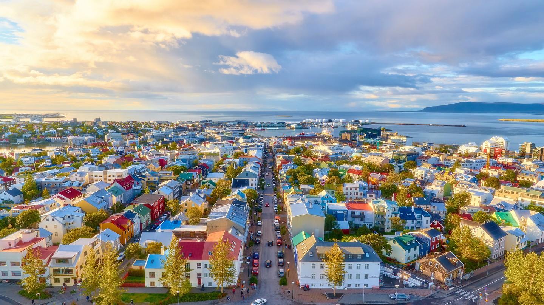 Reykjavik   © Moyan Brenn / Flickr