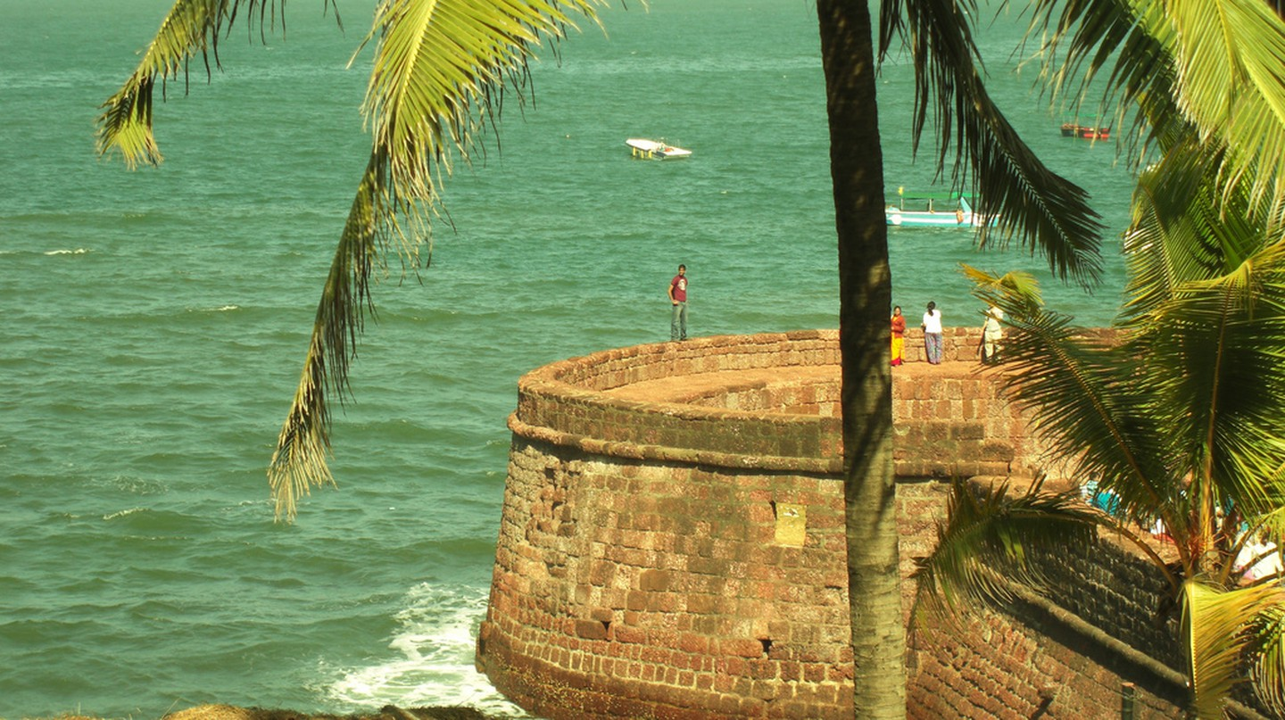 Fort Aguada©Flickr/Swaminathan