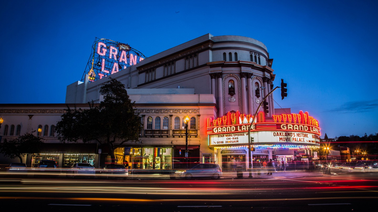 How To Spend A Night Out In Oakland