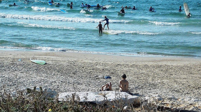 Tel Aviv Beach | © Kapilkumar Ingle/Flickr