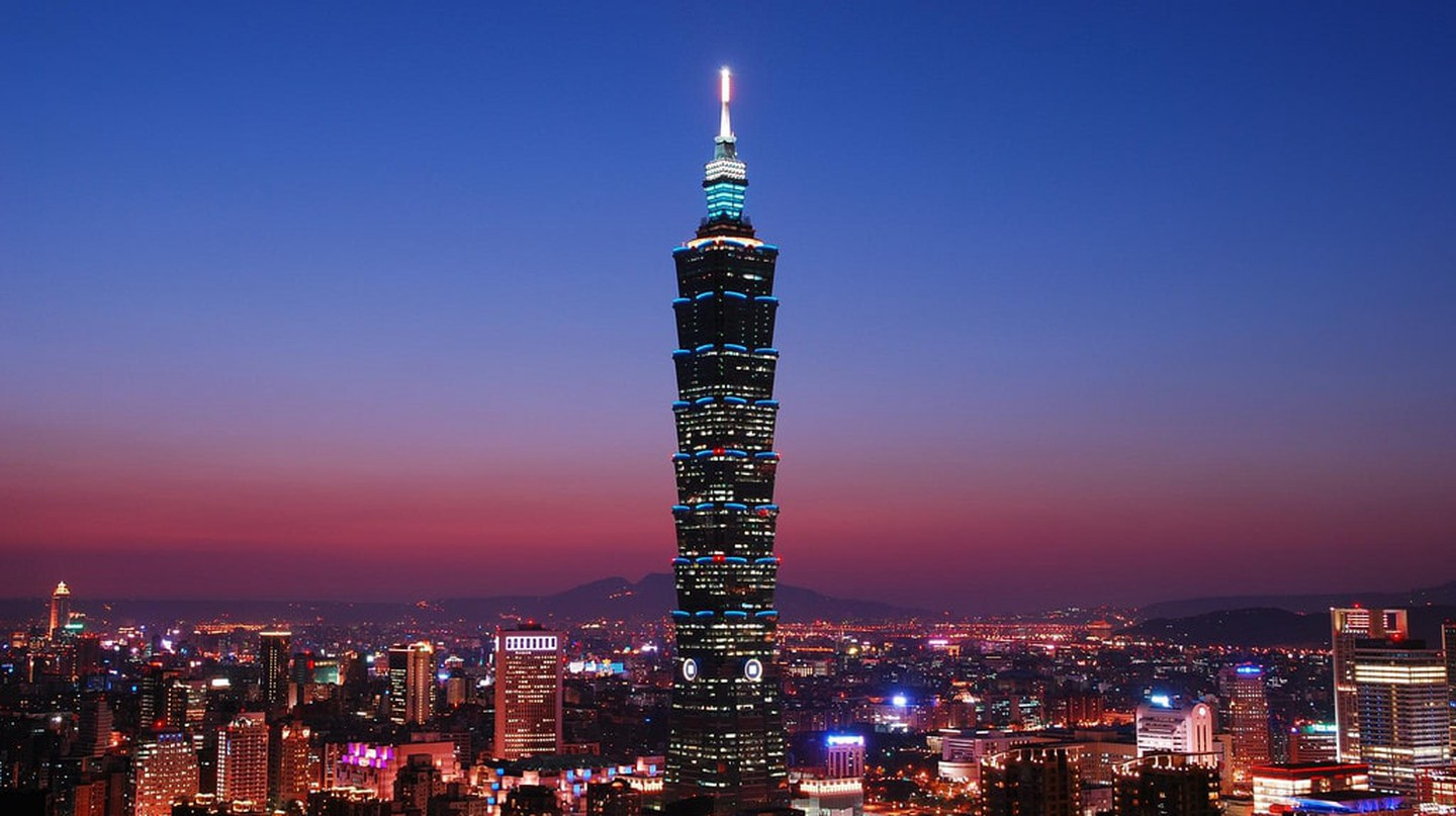 The one and only Taipei 101