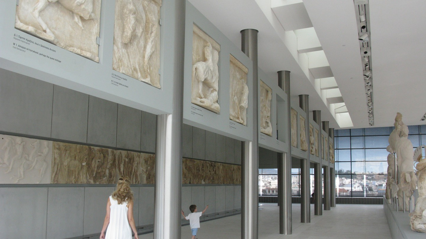 New Acropolis Museum | © Tilemahos Efthimiadis/flickr