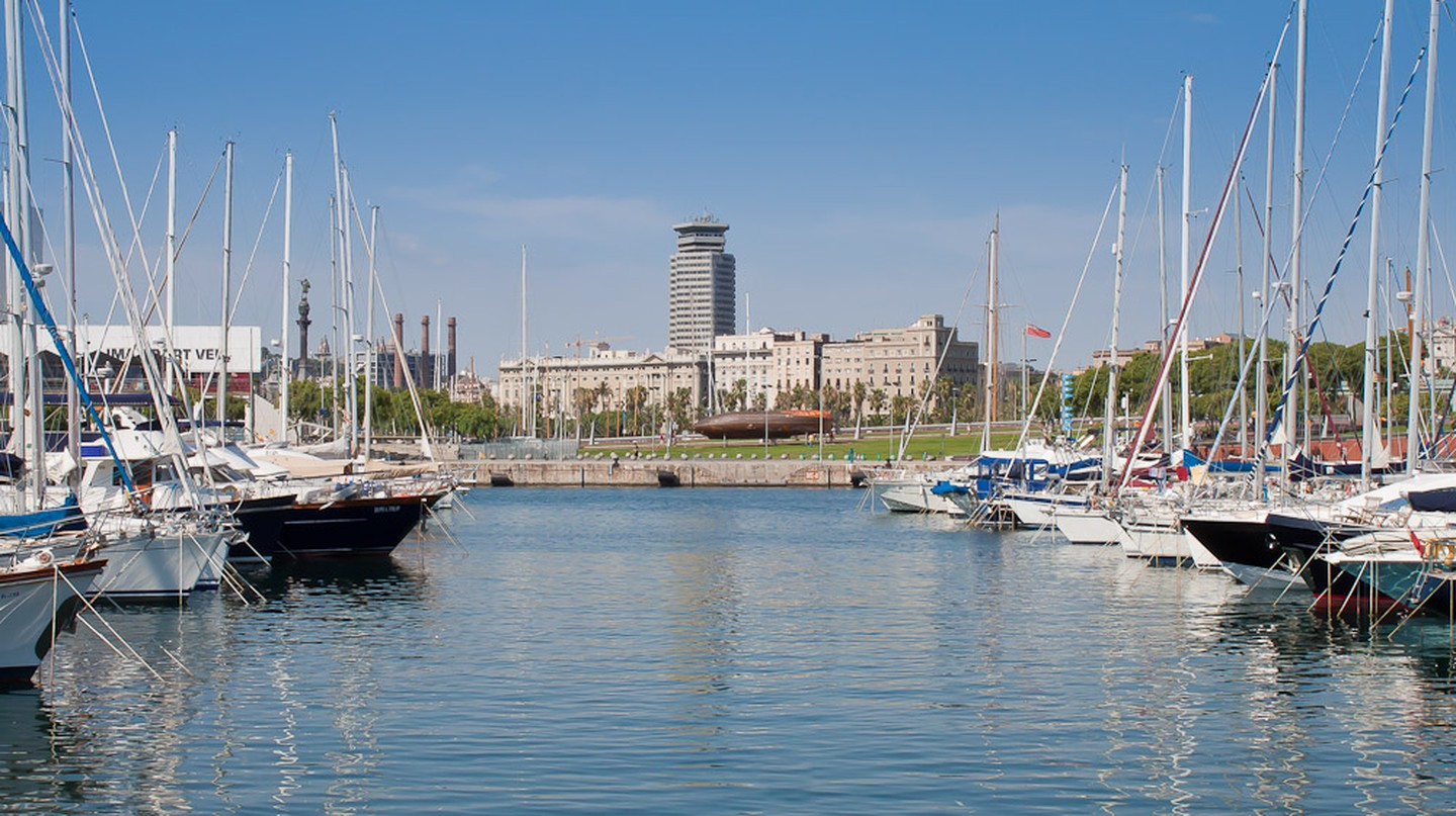 The History Of Barcelona's Port Vell In 1 Minute