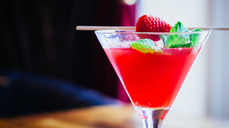 Strawberry Martini   ©daspunkt/flickr