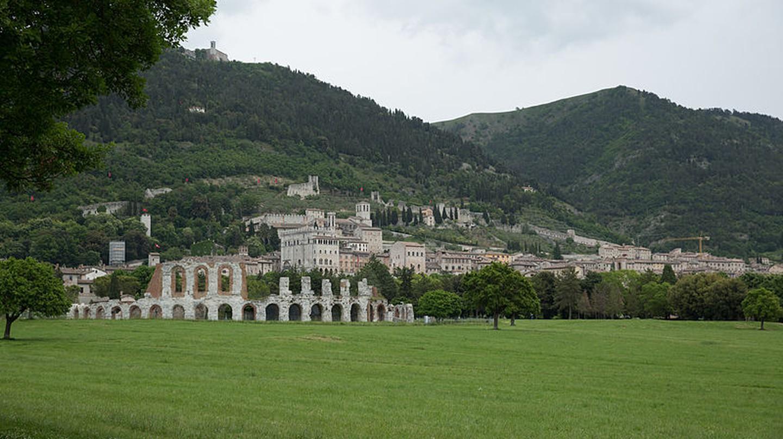 Gubbio   © WolfgangSailer/WikiCommons