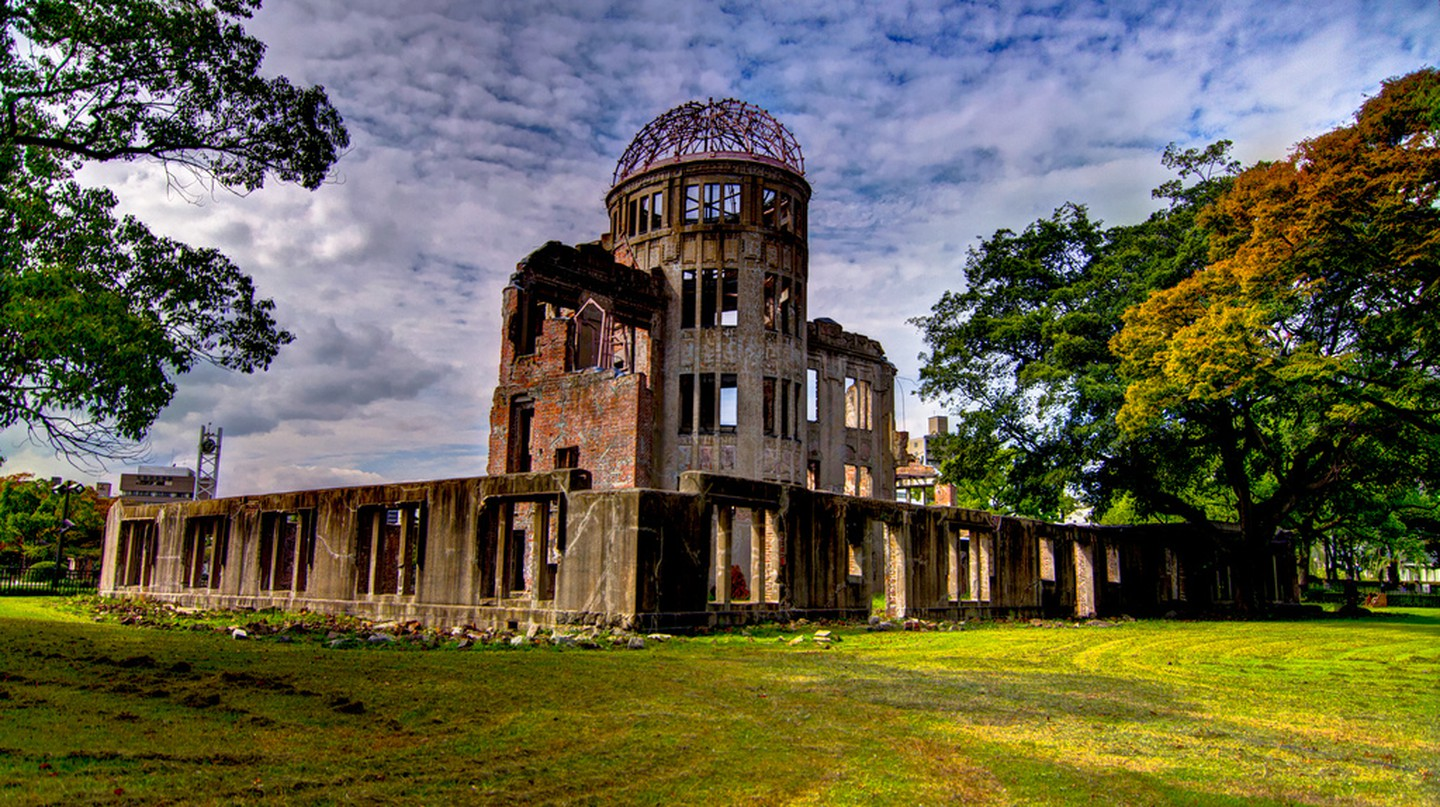 A-Bomb Dome, Hiroshima Peace Memorial Park, Japan |© Freedom II Andres/Flickr