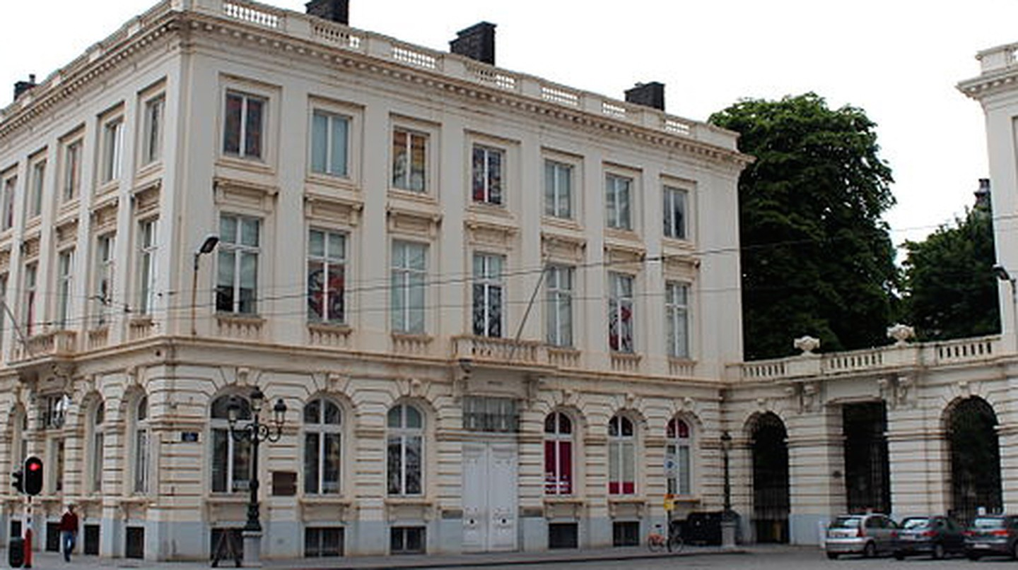 BELvue museum at the Place Royale, Brussels © Zinneke/WikiCommons