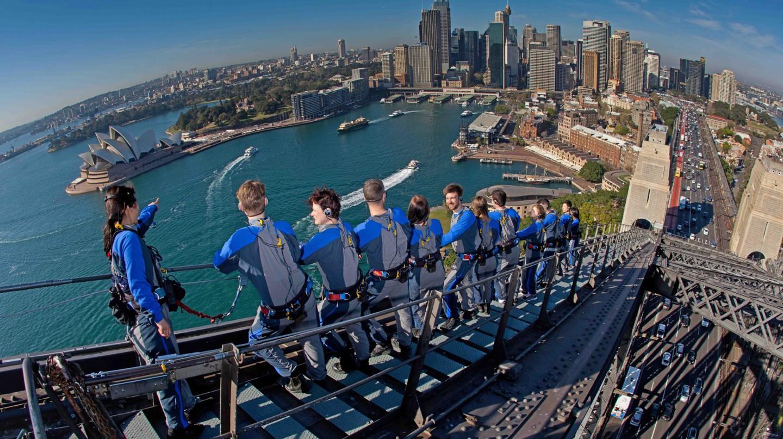 BridgeClimb, Sydney, Australia | Courtesy BridgeClimb