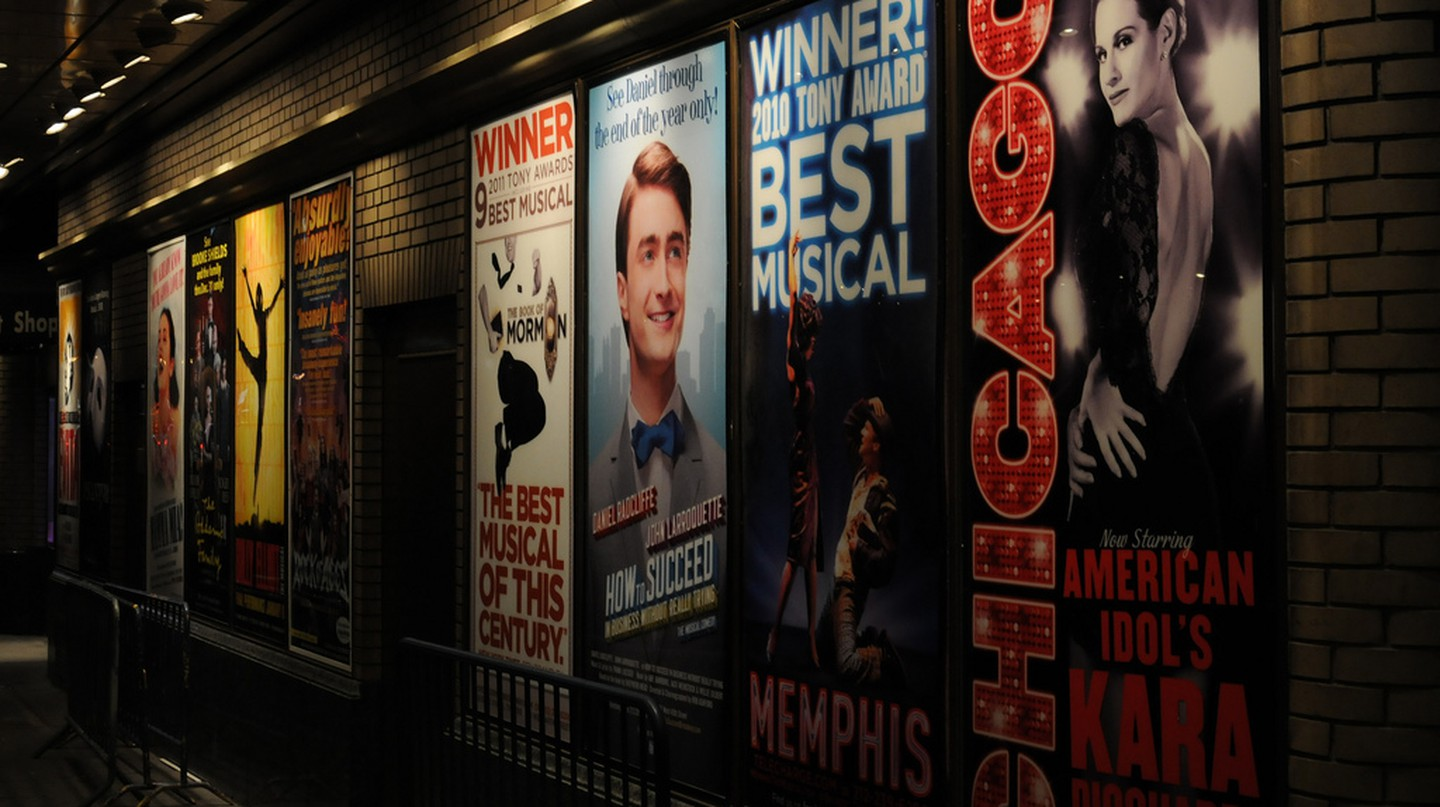 Broadway Posters| © Broadway Tour/flickr