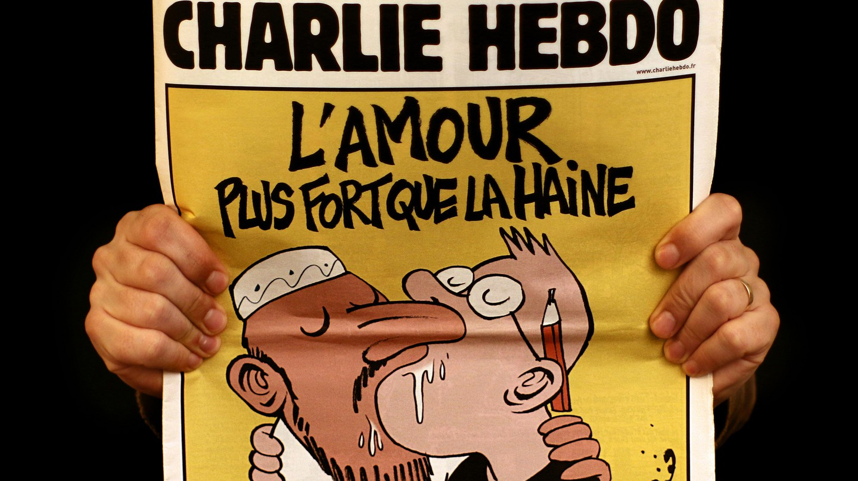 Charlie Hebdo cover | © Carlos ZGZ/Flickr