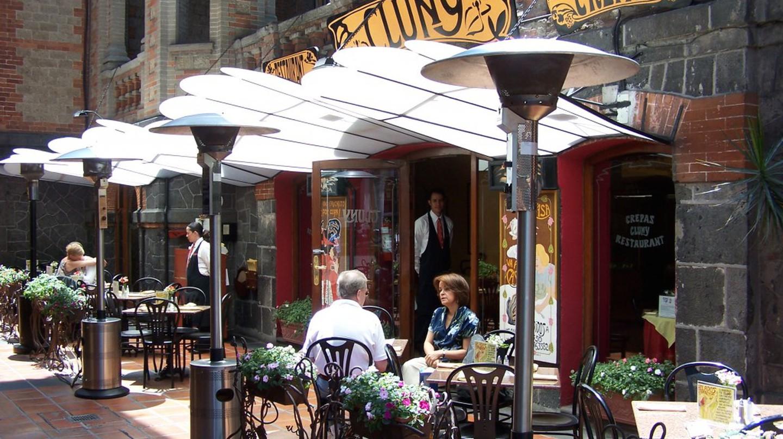 Cluny Terraza | Courtesy of Restaurante Cluny