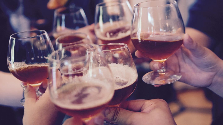 Glasses Cheers | © Unsplash/Pixabay