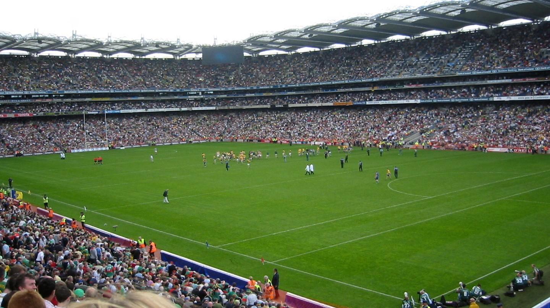 Croke Park All Ireland