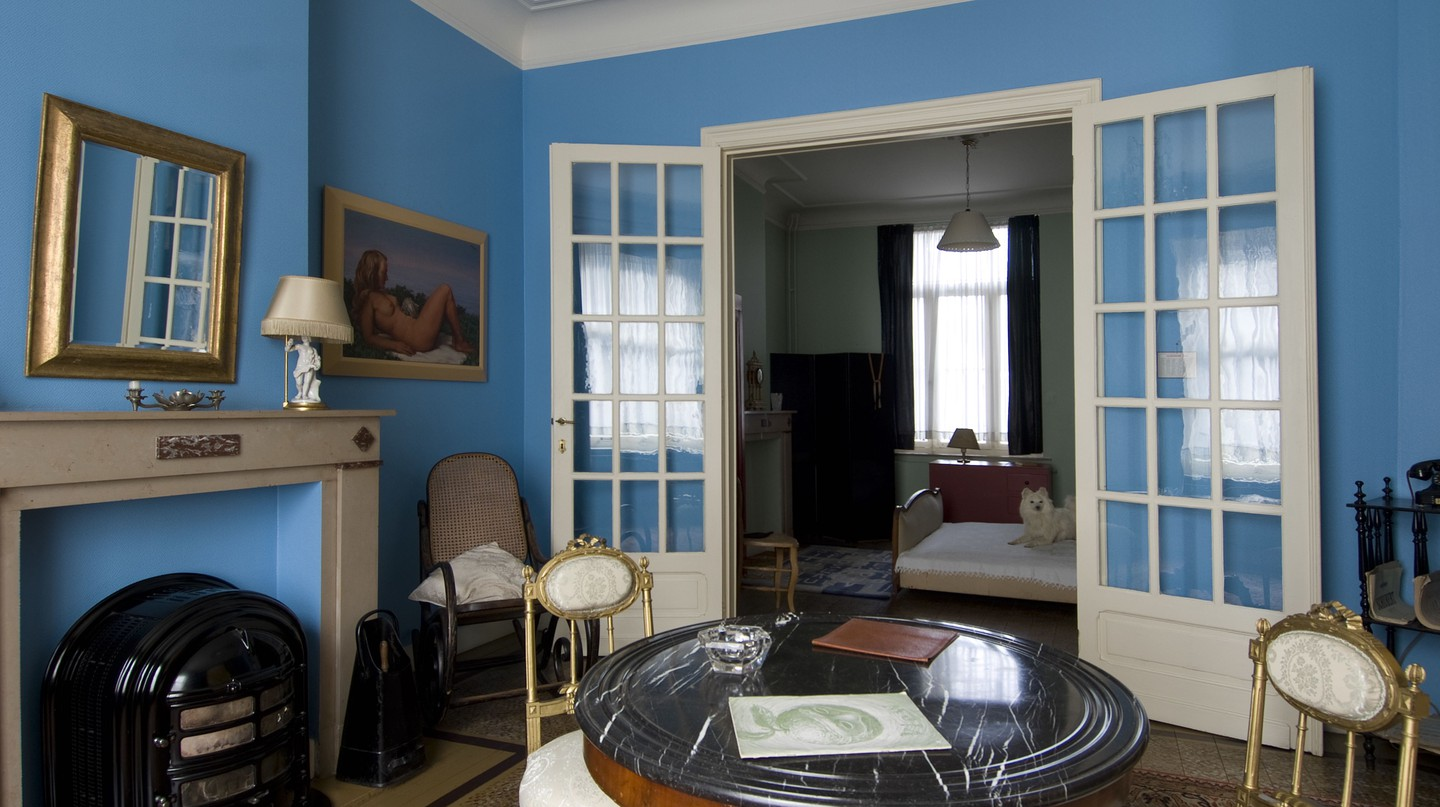 René Magritte House Museum | Courtesy of the René Magritte House Museum