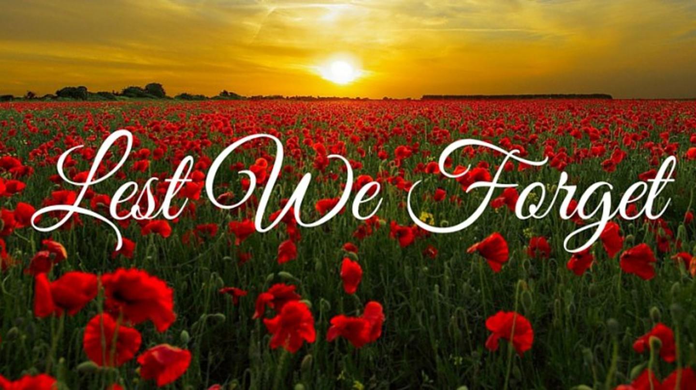 Lest We Forget | © diego_torres / Pixabay
