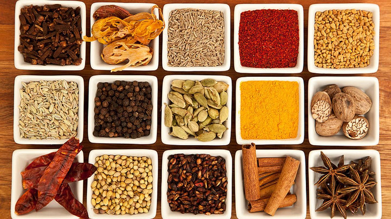 Indian Spices | © Joe mon bkk/Wikicommons