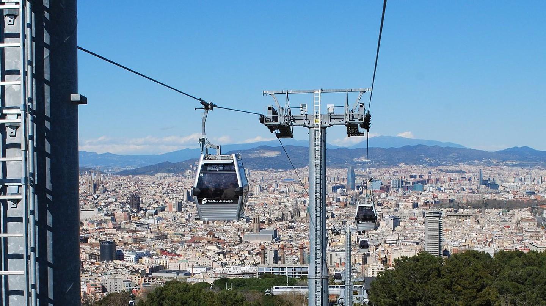 TheHistory Of The Telefèric De Montjuïc In 1 Minute